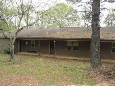 Prattville Single Family Home For Sale: 1550 County Road 19 Road N