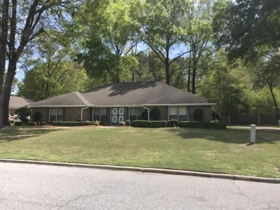 Montgomery Single Family Home For Sale: 527 Seminole Drive