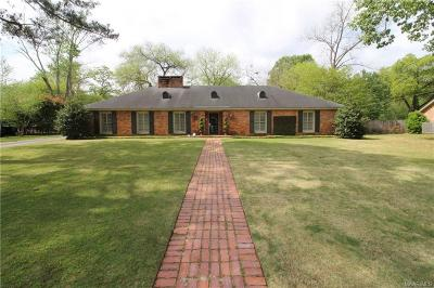 Montgomery Single Family Home For Sale: 3410 Boxwood Drive