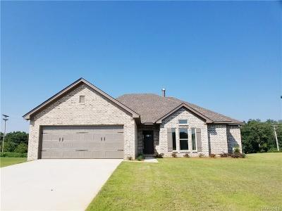 Wetumpka Single Family Home For Sale: 94 Watkins Glen Drive