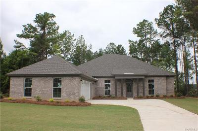 Montgomery Single Family Home For Sale: 8544 Sunrise Loop