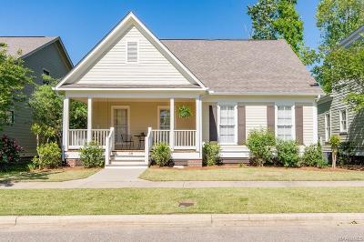 Pike Road Single Family Home For Sale: 58 Woodridge Avenue