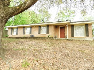 Prattville Single Family Home For Sale: 108 Overlook Drive