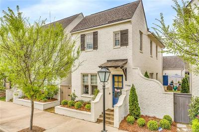 Montgomery Single Family Home For Sale: 7768 Long Acre Street
