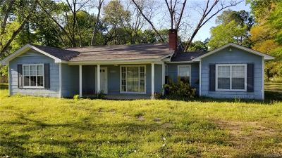 Rural Single Family Home For Sale: 6410 Old Selma Road