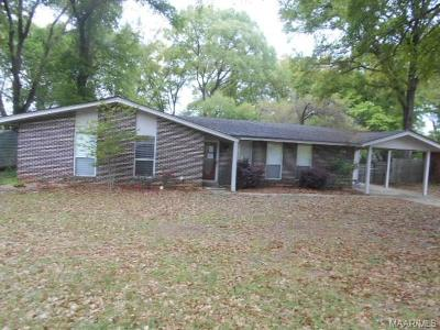 Prattville Single Family Home For Sale: 124 Lawrence Street