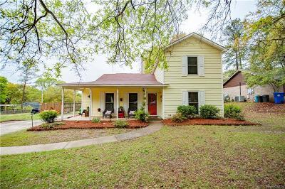 Prattville Single Family Home For Sale: 359 N Northington Street