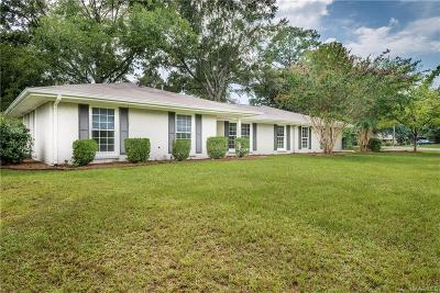 Prattville AL Single Family Home For Sale: $249,900