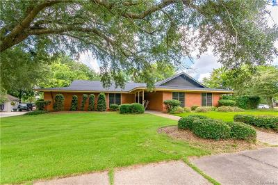 McGehee Estates Single Family Home For Sale: 2400 Hermitage Drive