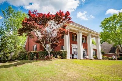 Montgomery Single Family Home For Sale: 631 County Downs Road