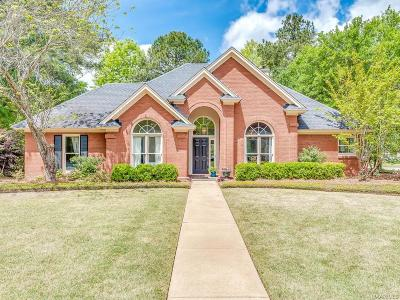 Montgomery Single Family Home For Sale: 525 Arrowhead Forest Drive