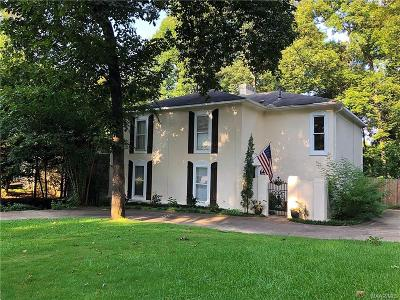 Montgomery Single Family Home For Sale: 901 Whitehall Parkway
