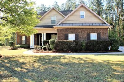 Wetumpka Single Family Home For Sale: 77 Southern Hills Ridge