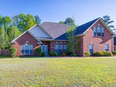 Millbrook Single Family Home For Sale: 123 Timberland Lane