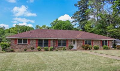 Prattville Single Family Home For Sale: 148 Livingston Circle
