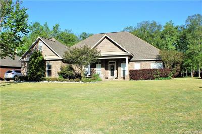 Wetumpka Single Family Home For Sale: 284 Mountain Laurel Road