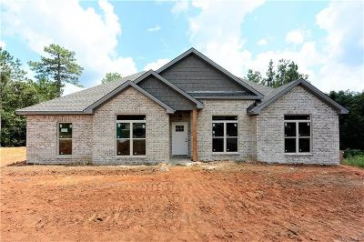 Wetumpka Single Family Home For Sale: 141 Mulder Cove Trail