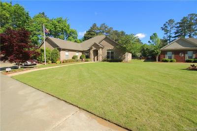 Montgomery Single Family Home For Sale: 8706 Mornings Place