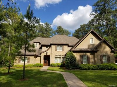 Pike Road Single Family Home For Sale: 643 Horseshoe Curve
