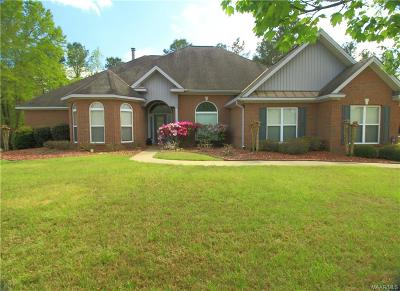 Wetumpka Single Family Home For Sale: 450 Loch Ridge