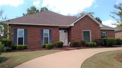Montgomery Single Family Home For Sale: 3520 McGehee Place Court