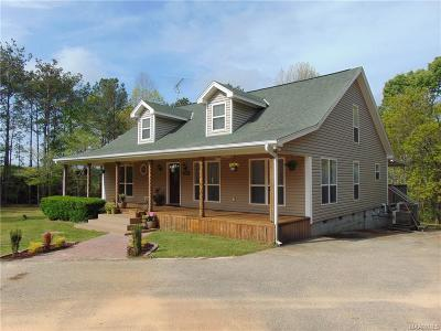 Rural Single Family Home For Sale: 4393 Laurel Creek Road