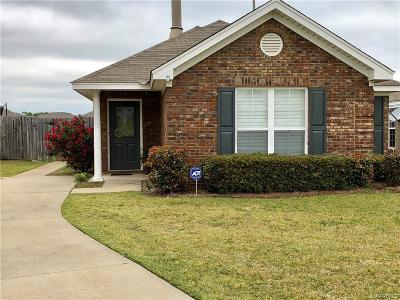 Prattville Single Family Home For Sale: 523 Old Mill Way