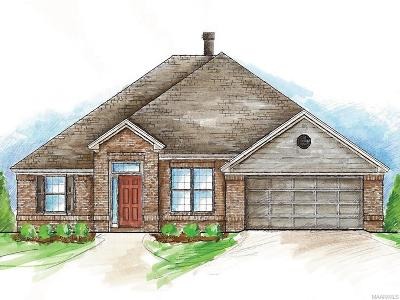 New Park Single Family Home For Sale: 9037 Chastain Park Drive