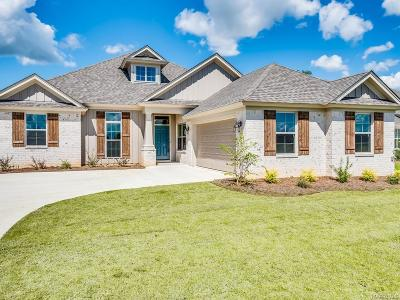 Montgomery Single Family Home For Sale: 9025 Chastain Park Drive