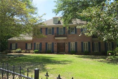 Montgomery Single Family Home For Sale: 2516 Darrington Road