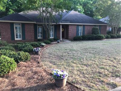 Montgomery Single Family Home For Sale: 255 Woodledge Place
