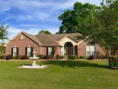 Millbrook Single Family Home For Sale: 59 Magnolia Loop