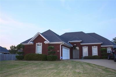 Montgomery Single Family Home For Sale: 8009 Hammond Circle