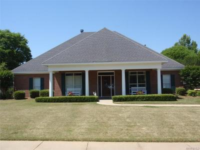 Montgomery Single Family Home For Sale: 636 Keeneland Way