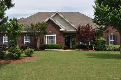 Wetumpka Single Family Home For Sale: 110 Jackson Place