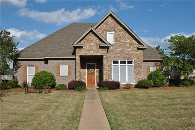 Montgomery Single Family Home For Sale: 8619 Rockbridge Circle