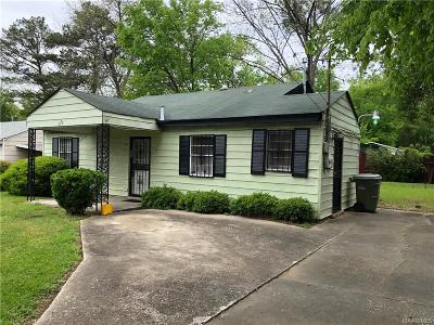 Montgomery Single Family Home For Sale: 612 W April Street