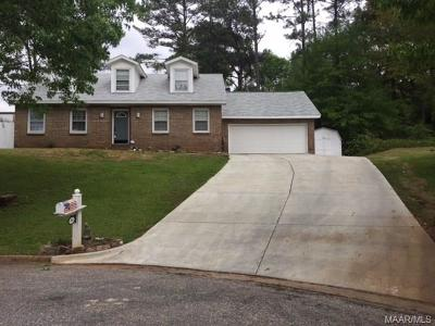 Prattville Single Family Home For Sale: 703 Waverly Lane