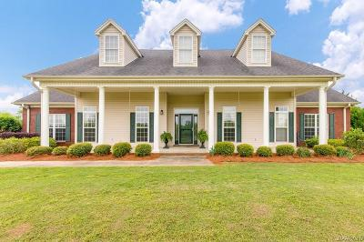 Pike Road Single Family Home For Sale: 4157 Fair Meadow Lane