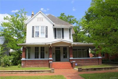 Selma Single Family Home For Sale: 520 Tremont Street