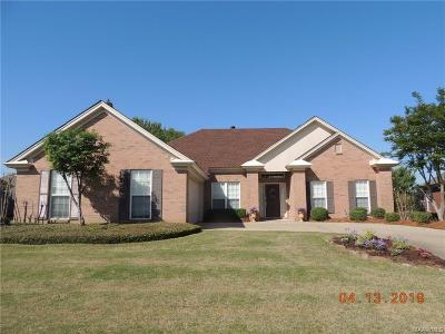 Montgomery Single Family Home For Sale: 9248 Hanston Place