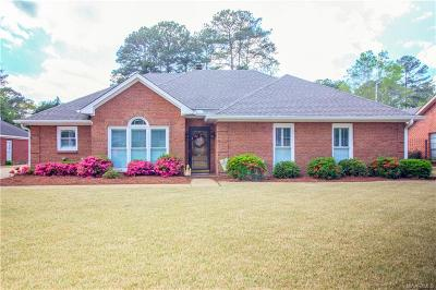 Montgomery Single Family Home For Sale: 631 Mary Ann Drive