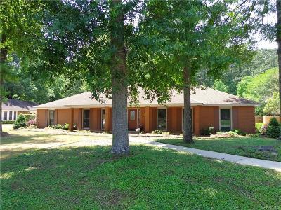 Montgomery Single Family Home For Sale: 505 Seminole Drive