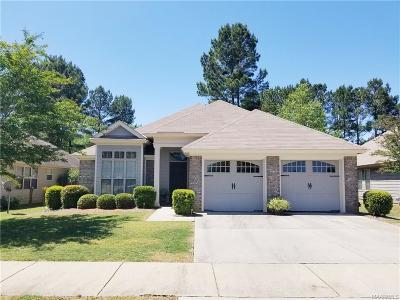 Pike Road Single Family Home For Sale: 9721 Silver Bell Court