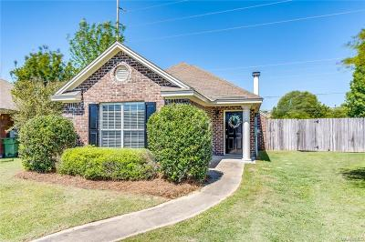 Montgomery Single Family Home For Sale: 1301 Cameron Court