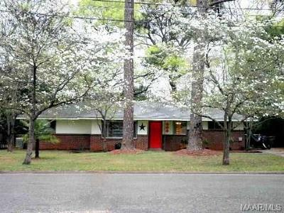 Montgomery Single Family Home For Sale: 224 Pierce Street