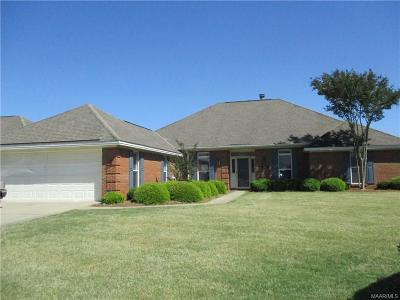 Montgomery Single Family Home For Sale: 8407 Wexford Trace Drive