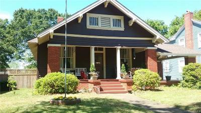 Montgomery Single Family Home For Sale: 44 S Capitol Parkway