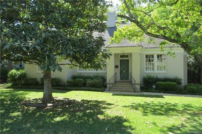 Montgomery Single Family Home For Sale: 2322 College Street