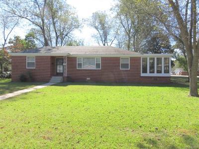 Prattville Single Family Home For Sale: 1106 Cooper Avenue